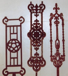 Architectural Cast Iron